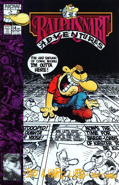 Ralph Snart Adventures #14 (1989)