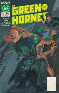 The Green Hornet #1 (1989)