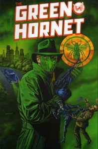 The Green Hornet #1 [2nd Print] (1989)