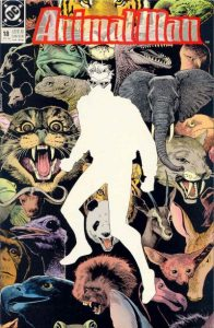 Animal Man #18 (1989)