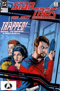 Star Trek: The Next Generation #3 (1989)
