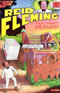 Reid Fleming, World's Toughest Milkman #4 (1989)
