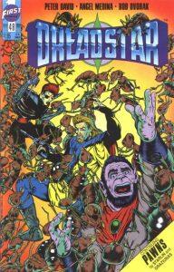 Dreadstar #48 (1989)
