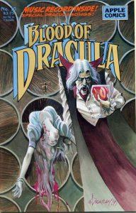 Blood of Dracula #15 (1989)