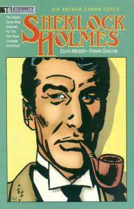 Sherlock Holmes #16 (1989)