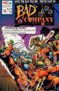 Bad Company #16 (1989)