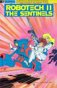 Robotech II: The Sentinels #12 (1989)