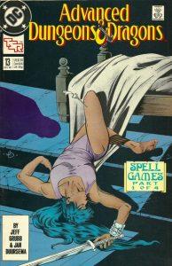 Advanced Dungeons & Dragons Comic Book #13 (1989)