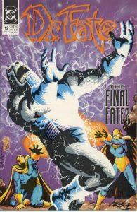 Doctor Fate #12 (1989)