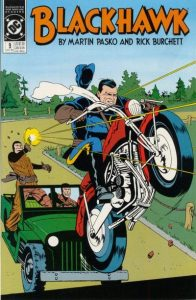 Blackhawk #9 (1989)
