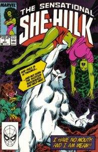 The Sensational She-Hulk #7 (1989)