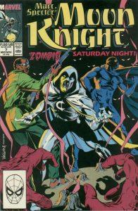 Marc Spector: Moon Knight #7 (1989)