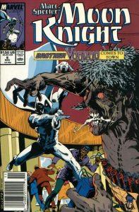 Marc Spector: Moon Knight #6 (1989)