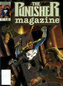 The Punisher Magazine #3 (1989)
