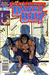 The Adventures of Bayou Billy #2 (1989)
