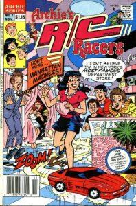 Archie's R/C Racers #2 (1989)