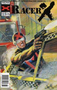 Racer X #3 (1989)