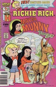 Richie Rich and [...] #10 (1989)
