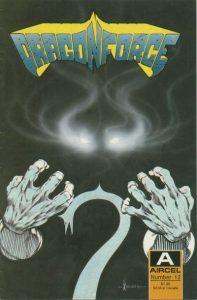 Dragonforce #12 (1989)