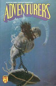 Adventurers Book III #2 (1989)