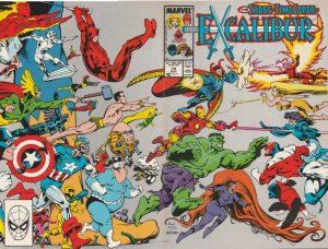 Excalibur #14 (1989)