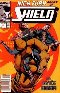 Nick Fury, Agent of S.H.I.E.L.D. #3 (1989)