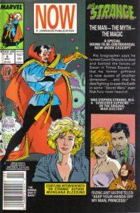 Doctor Strange, Sorcerer Supreme #9 (1989)