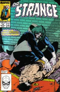 Doctor Strange, Sorcerer Supreme #10 (1989)
