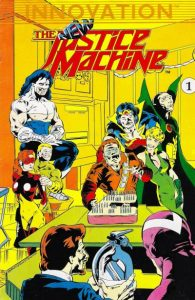 The New Justice Machine #1 (1989)