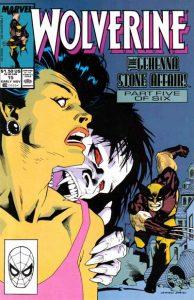 Wolverine #15 (1989)