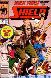 Nick Fury, Agent of S.H.I.E.L.D. #4 (1989)