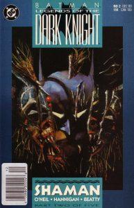 Batman: Legends of the Dark Knight #2 (1989)