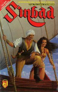 Sinbad #1 (1989)