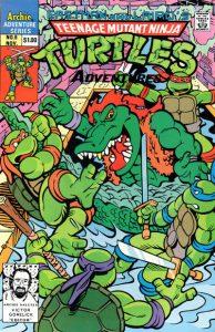 Teenage Mutant Ninja Turtles Adventures #6 (1989)