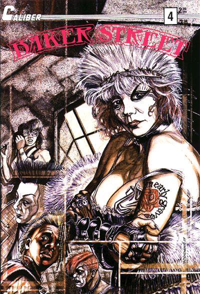 Baker Street #4 (1989)