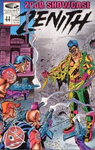 2000 A. D. Showcase #44 (1989)