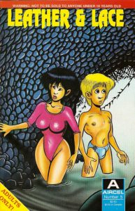 Leather & Lace #5 [Adults Only] (1989)