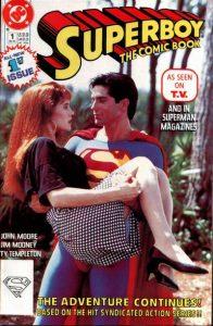 Superboy #1 (1989)