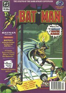 Batman Monthly #18 (1989)