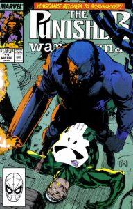 The Punisher War Journal #13 (1989)