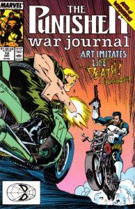 The Punisher War Journal #12 (1989)