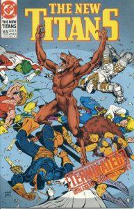 The New Titans #63 (1989)