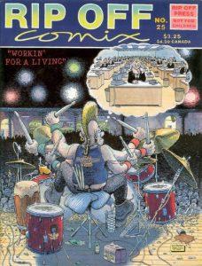 Rip Off Comix #25 (1989)