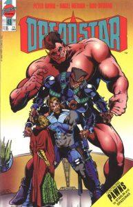 Dreadstar #49 (1989)