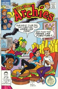 The New Archies #19 (1989)