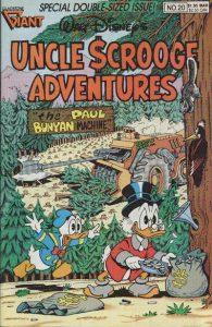 Walt Disney's Uncle Scrooge Adventures #20 (1989)