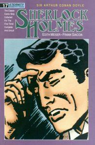 Sherlock Holmes #17 (1989)