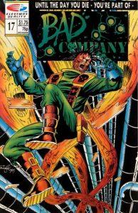 Bad Company #17 (1989)