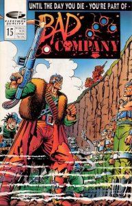 Bad Company #15 (1989)