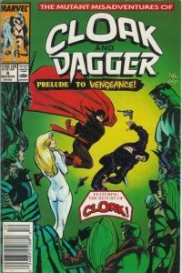 The Mutant Misadventures of Cloak and Dagger #8 (1989)